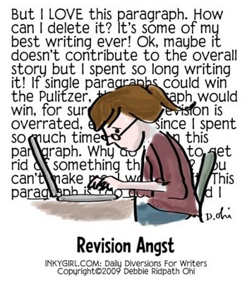 revising writing