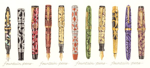 FountainPens1-e1285556502616