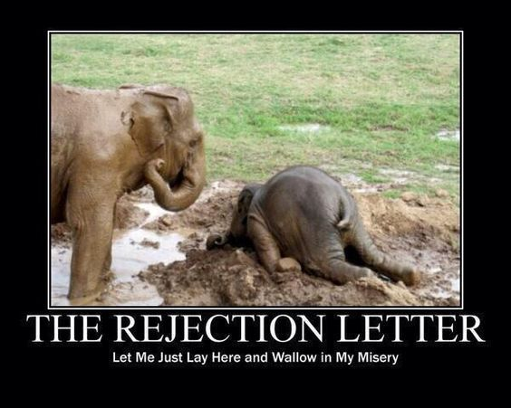 elephant rejection